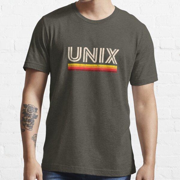 UNIX Essential T-Shirt