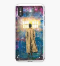 I don't want to go.... iPhone Case/Skin