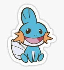 I heard you like Mudkips Sticker