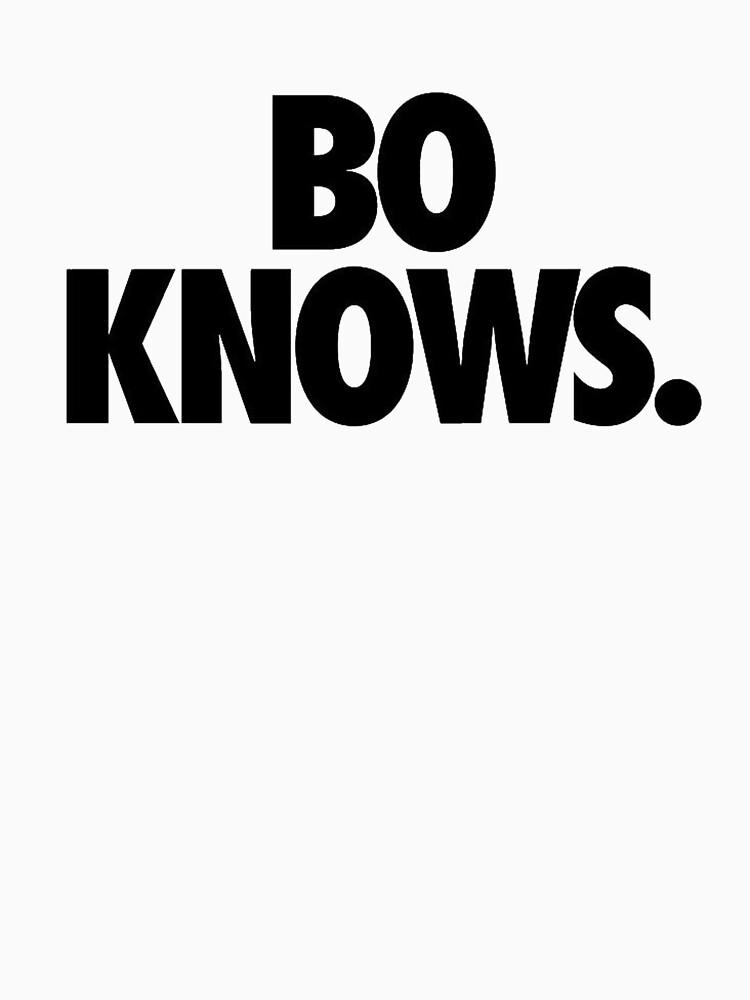 Bo Knows by bobbyharlem