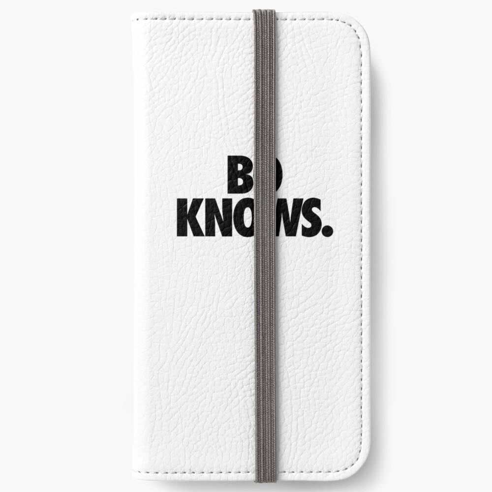 Bo Knows iPhone Wallet