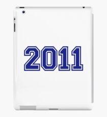 2011 iPad Case/Skin