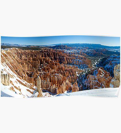 Bryce Canyon II - Panorama Poster