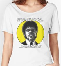 Jules quotes - Pulp Fiction Women's Relaxed Fit T-Shirt