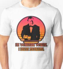 Winston Wolf - Pulp Fiction Unisex T-Shirt