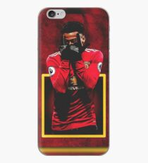 Jesse Lingard of Manchester United iPhone Case