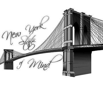 Billy Joel - New York State of Mind by JustinFolger