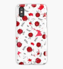 Little Ladybird   Inkies Pattern Collection iPhone Case