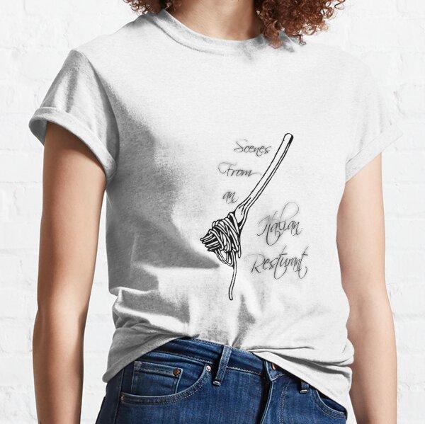 Billy Joel - Scenes from an Italian Restaurant  Classic T-Shirt