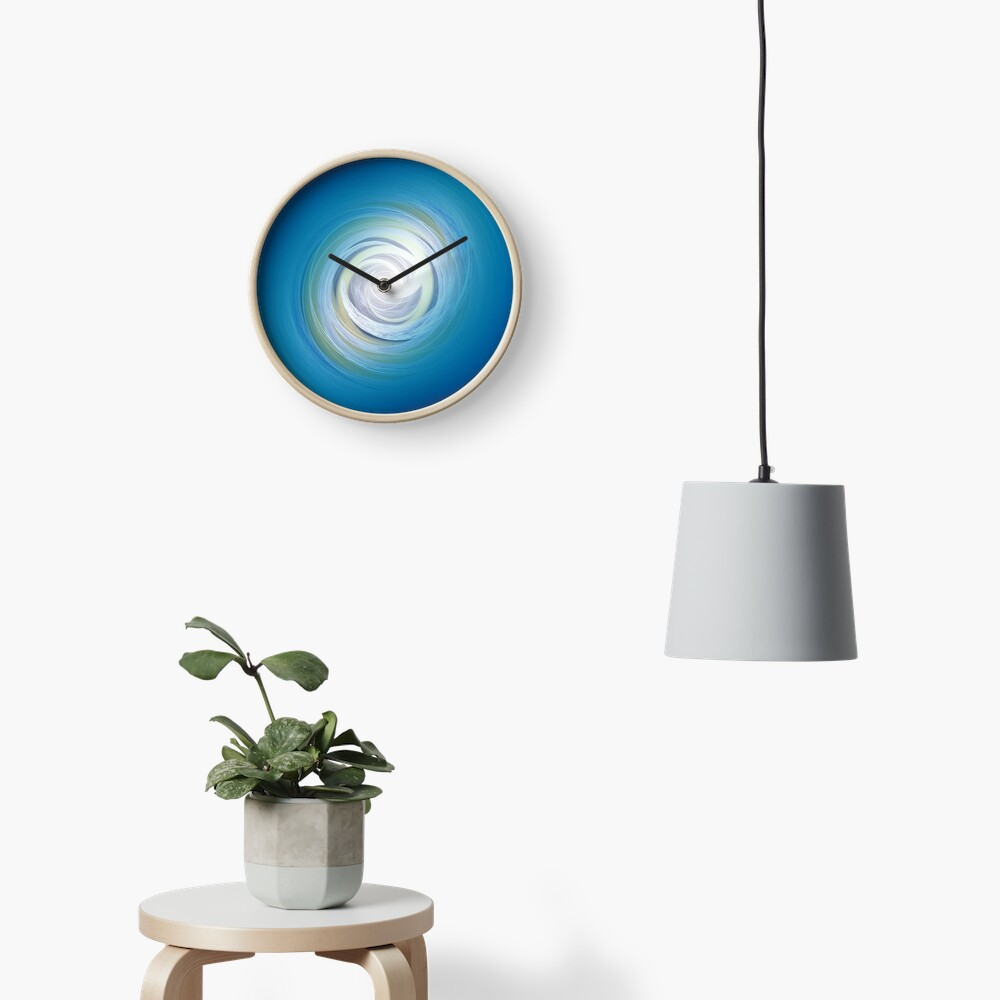 Circles and Revolutions Abstract Clock