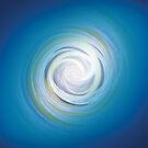 Circles and Revolutions Abstract by CreativeBytes