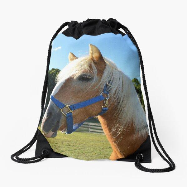 Horse I Drawstring Bag