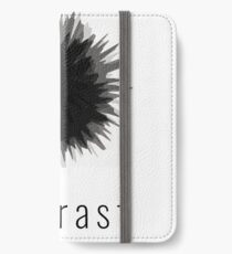 Graphic Poster #05 - Contrast iPhone Wallet/Case/Skin