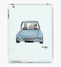 Flying Car iPad Case/Skin