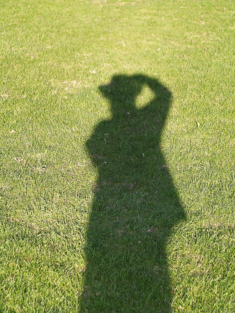 The Shadow That Follows Me by DigitallyStill