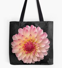 Pink Flower Art for Fashion and Home decor Tote Bag