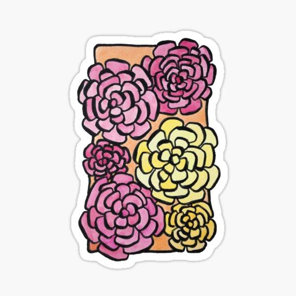 Spring Blooms Sticker