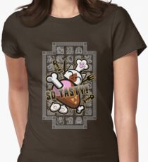 So Tasty! Women's Fitted T-Shirt