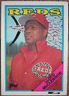 015 - Lloyd McClendon by Foob's Baseball Cards