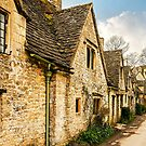 Beautiful Bibury by ScenicViewPics