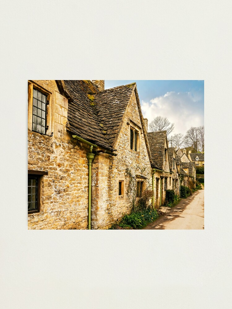 Alternate view of Beautiful Bibury Photographic Print
