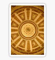 The dome Sticker