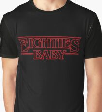 Eighties Baby Graphic T-Shirt