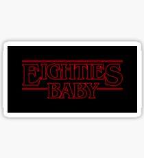 Eighties Baby Sticker