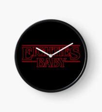 Eighties Baby Clock