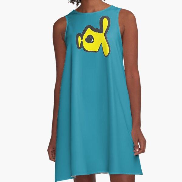 Bable fish A-Line Dress