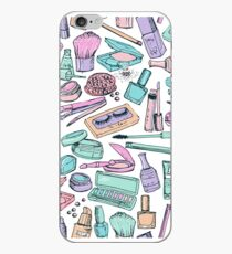 Make up in Pastels iPhone Case