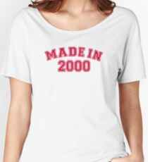 Made in 2000 Women's Relaxed Fit T-Shirt