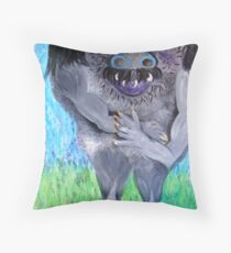 Urgal Throw Pillow