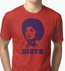 Pam Grier Tri-blend T-Shirt