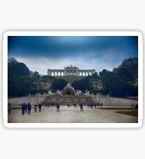 Schonbrunner Gardens Sticker