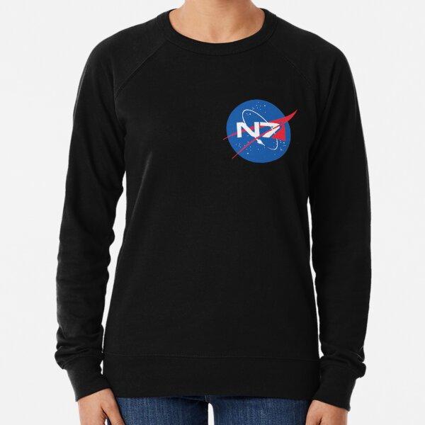 N7 NASA Mass Effect  Lightweight Sweatshirt