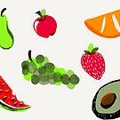 Fruit by braedenart