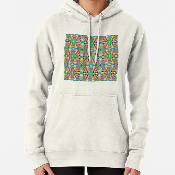pattern, tracery, weave, template, routine, refined, exquisite, elegant Pullover Hoodie