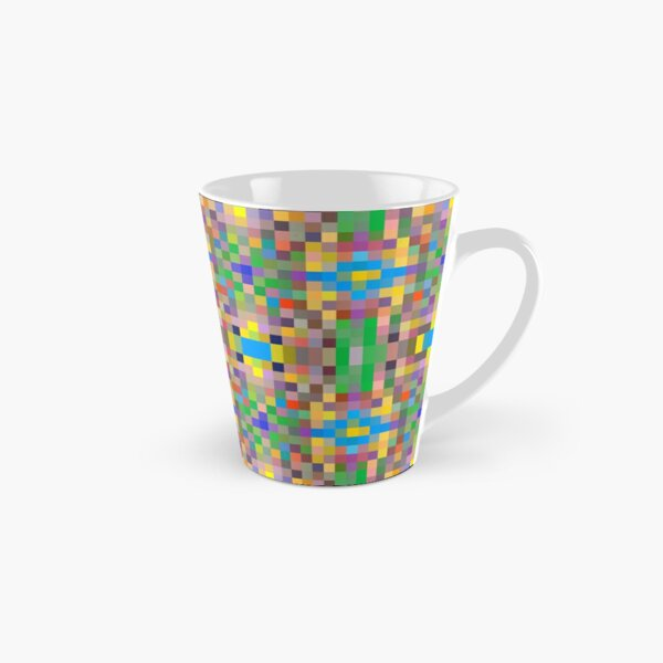 pattern, tracery, weave, template, routine, refined, exquisite, elegant Tall Mug