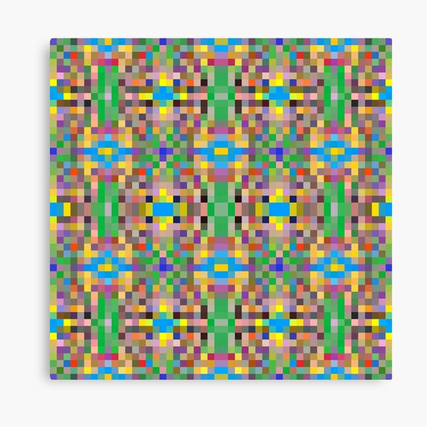 pattern, tracery, weave, template, routine, refined, exquisite, elegant Canvas Print