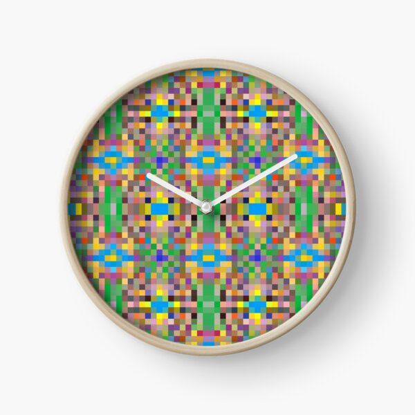 pattern, tracery, weave, template, routine, refined, exquisite, elegant Clock