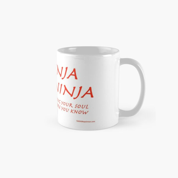 Ginja Ninja Classic Mug