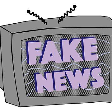 FAKE NEWS by SmithDesign