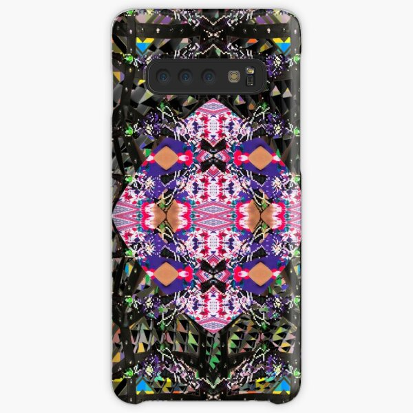 Phone Cases, pattern, tracery, weave, template, ingenious, novel, own, individual Samsung Galaxy Snap Case