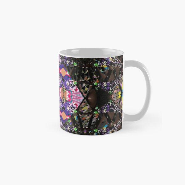 pattern, tracery, weave, template, ingenious, novel, own, individual Classic Mug