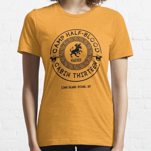 Cabin Thirteen - Hades - Percy Jackson - Camp Half-Blood Essential T-Shirt