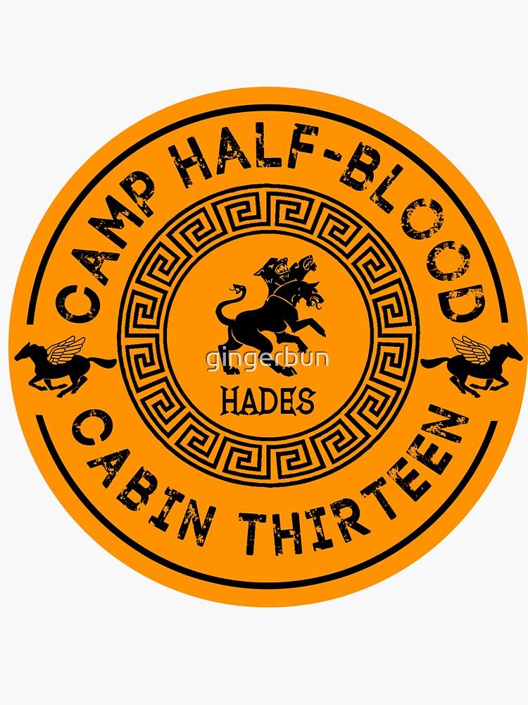 Camp Half Blood T Shirt Graphic Tees For Men Women