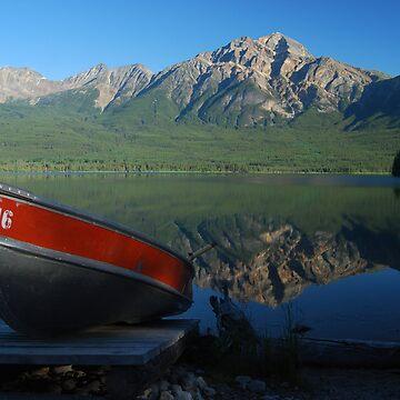 Boat Hire - Patricia Lake by buzzword