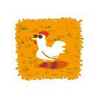 Cool Chicken by tayloreynolds13