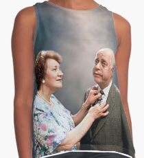 Hyacinth and Richard  Contrast Tank